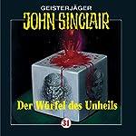 Der Würfel des Unheils (John Sinclair 31)   Jason Dark