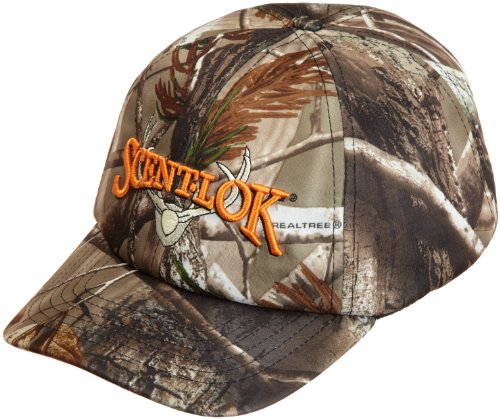 Scent-Lok Men's Lined Cap,Realtree AP HD,One Size