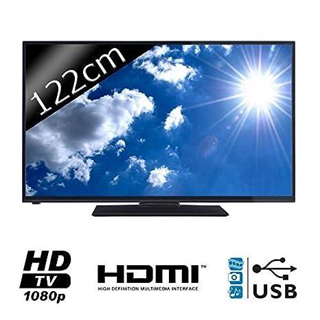 CONTINENTAL EDISON DLED49B3 TV LED Full HD 122cm (