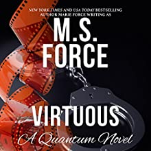 Virtuous: Quantum Series, Book 1 Audiobook by M.S. Force Narrated by Cooper North, Brooke Bloomingdale