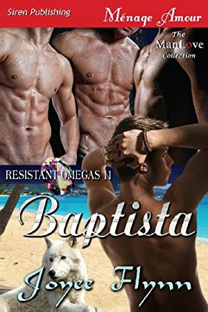 book cover of Baptista