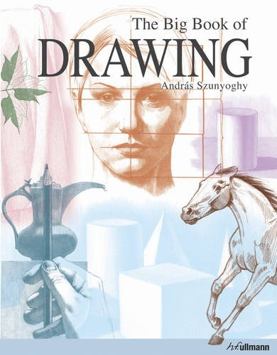 The Big Book of Drawing: Learn to Draw From Scratch