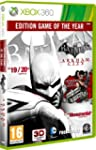 Batman Arkham City - �dition jeu de l...