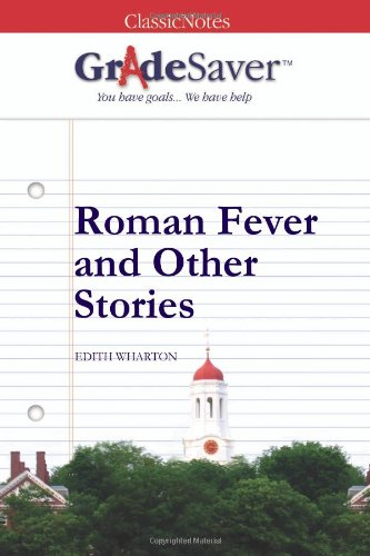 roman fever essays Roman fever—a reveal of women's progress many people consider roman fever as a story that implies envy and comparison are the constant theme among women.