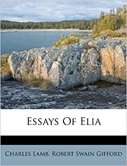 selected essays of elia
