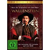 Pidax Historien-Klassiker: Wallenstein - Der komplette Vierteiler (4 DVDs)von &#34;Rolf Boysen&#34;
