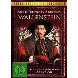 """Pidax Historien-Klassiker: Wallenstein - Der komplette Vierteiler (4 DVDs)von """"Rolf Boysen"""""""