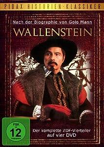 Pidax Historien-Klassiker: Wallenstein - Der komplette Vierteiler (4 DVDs)
