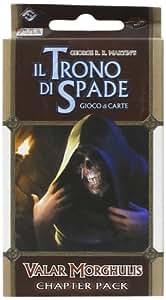 Giochi Uniti - Il Trono di Spade, Valar Morghulis [Espansione per Il Trono di Spade, Gioco di Carte]