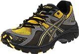ASICS Men's Gel-Artic 4 Wr Running Shoe,Yellow/Black/Charcoal,10.5 M US