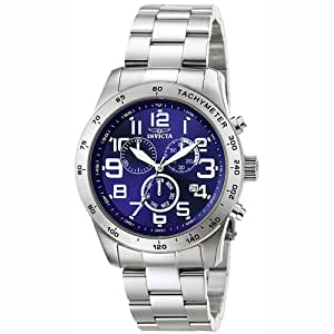 Invicta Men's 6077 II Collection Chronograph Military Edition Stainless Steel Watch