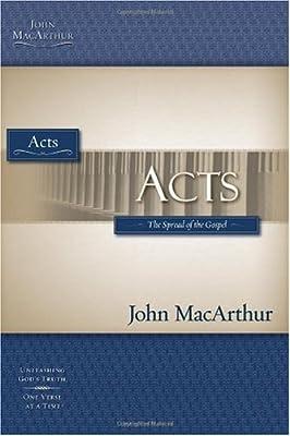 Acts (MacArthur Bible Studies)
