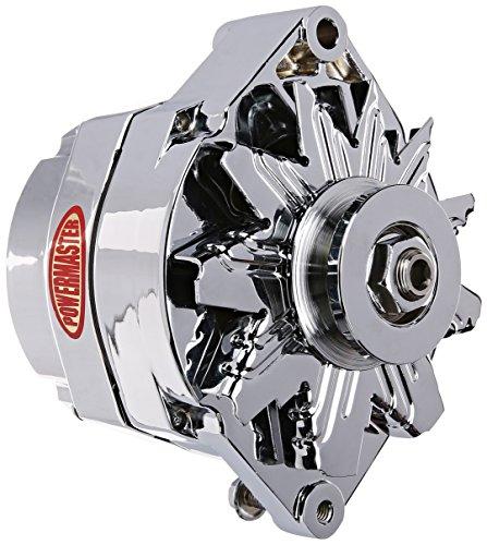 Powermaster 17294 Alternator (Chrome Alternator Chevy 350 compare prices)