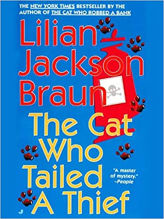 The Cat Who Tailed a Thief (Cat Who... Book 19)