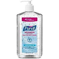 2-Pack Purell 3023-12-EC Advanced Hand Sanitizer 20 oz. Bottles