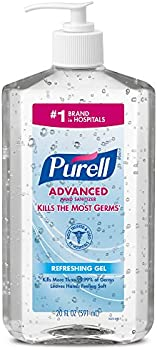 2-Pack Purell Advanced Hand Sanitizer