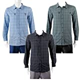 ATD Mens Urban Pedal Pushers UPF 50+ Commuter Dress Shirt