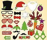 「CandyBox」豪華 フォトプロップス クリスマス 写真撮影 飾り 全4タイプ (27セット)