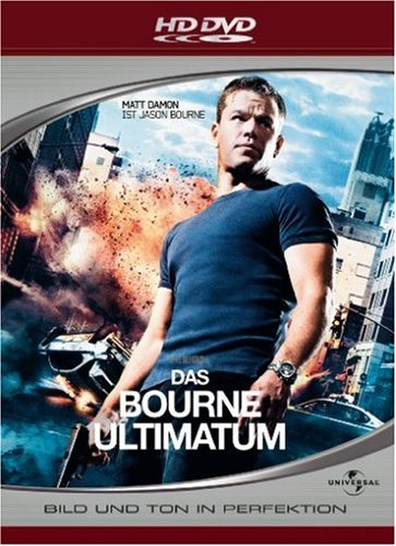 Das Bourne Ultimatum [HD DVD]