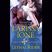 Lethal Rider: Lords of Deliverance, Book 3 | Larissa Ione