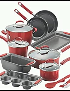 Rachael Ray 15 Piece Cookware Set