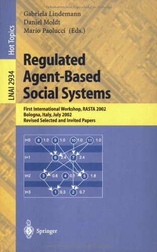 Regulated Agent-Based Social Systems: First International Workshop, RASTA 2002, Bologna, Italy, July 16, 2002, Revised Selected and Invited Papers