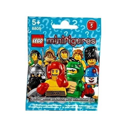 LEGO-8805-Minifigures-Series-5-One-Random-Minifigure