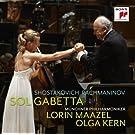 Shostakovich : Cello Concerto No. 1, Rachmaninov : Sonata For Cello And Piano Op. 1