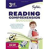 Third Grade Reading Comprehension Success (Sylvan Workbooks) (Language Arts Workbooks) ~ Sylvan Learning