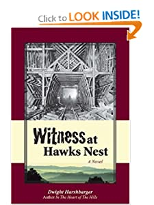 Witness at Hawks Nest Dwight Harshbarger and John Patrick Grace