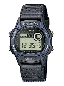 Casio Collection Herren-Armbanduhr Digital Quarz W-94HF-2AVES