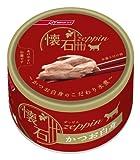 日清ペットフード 懐石 zeppin缶 かつお白身 80g