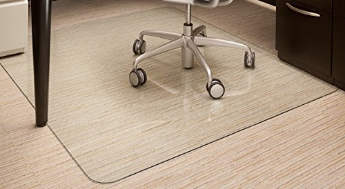 Features And Specifications Vitrazza Glass Office Chair Mat For