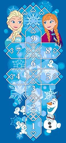 Associated Weavers Kids Corner-632403-Alfombra de suelo Disney-Frozen Marelle