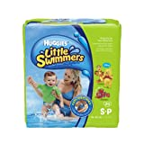 Huggies Little Swimmers Disposable swimpants, Small, 20 Count (Pack of 4)