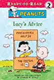 img - for Lucy's Advice (Peanuts Ready-To-Read: Level 2) book / textbook / text book