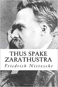 Essay on thus spoke zarathustra