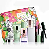 Clinique 8 Piece Gift Set Nordstrom Tracy Reese Spring 2013 Including New Released Repairwear Laser Focus Wrinkle Correcting Eye Cream