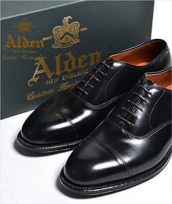 ALDEN(オールデン) [オールデン] 907 ストレートチップ(CAP TOE) カーフスキン Straight Tip Bal Calfskin 本革 シューズ