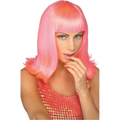 Rubie's Costume Passion Pop Star Wig
