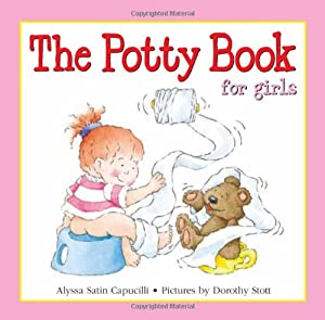 The Potty Book for Girls, by Barron's Educational Series