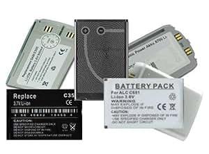 batterie compatible - Panasonic S005 / Li-Ion