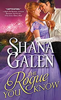 The Rogue You Know by Shana Galen ebook deal