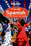 Lonely Planet Lonely Planet Fast Talk Spanish (Phrasebook)