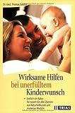 img - for Wirksame Hilfen bei unerf lltem Kinderwunsch book / textbook / text book
