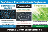 img - for Discover How Forgiveness is a Choice That Can Instantly Heal, The Ultimate Procrastination Cure and Keys to Unconditional Confidence (The Personal Growth ... that Will Change Your Life Today! Book 4) book / textbook / text book