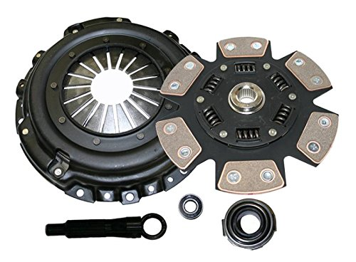 Competition Clutch 6054-2100 Stage 2 Street Series Clutch Kit 1991-1998 Nissan/Datsun 240SX