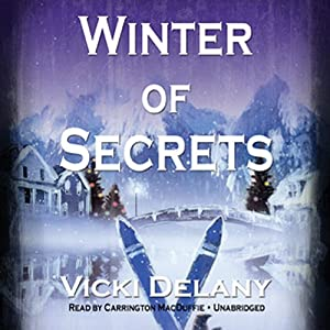 Winter of Secrets Audiobook
