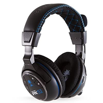 PX51 PS3 & Xbox 360 Headset - EU from Turtle Beach