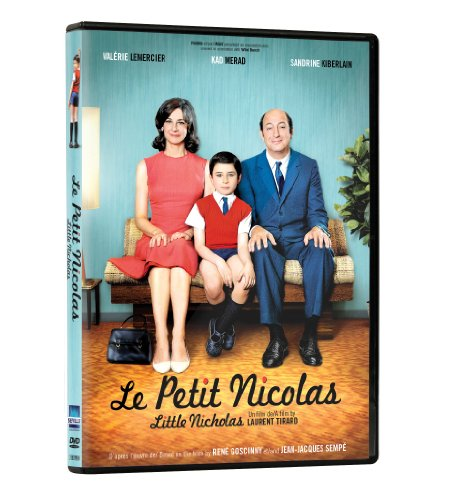 new le petit nicolas dvd ebay. Black Bedroom Furniture Sets. Home Design Ideas